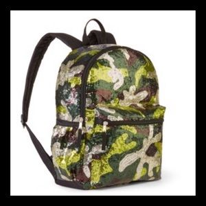 ❗️NEW❗️Sequins Camouflage Backpack
